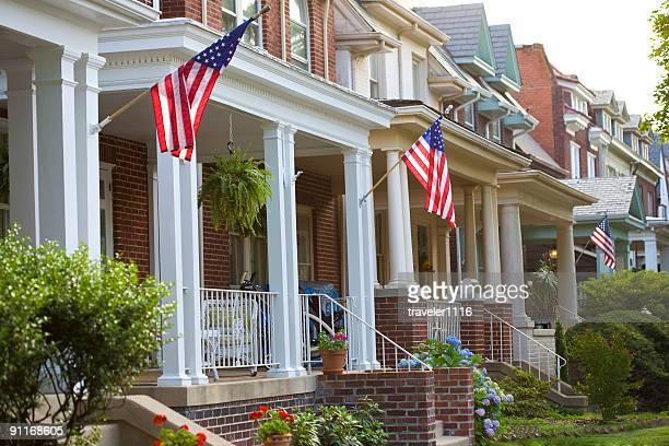 Patriotic Homes