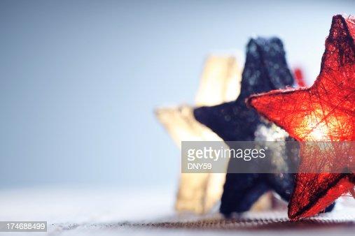 Patriotische Stars