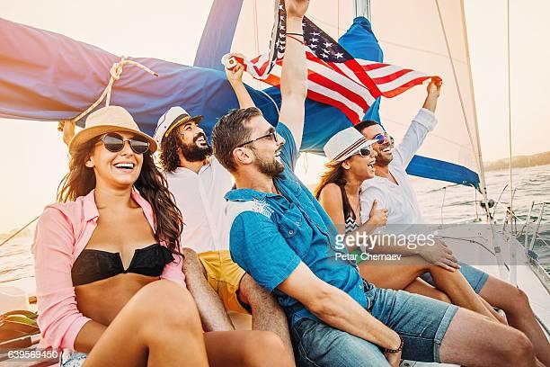 Patriotic trip