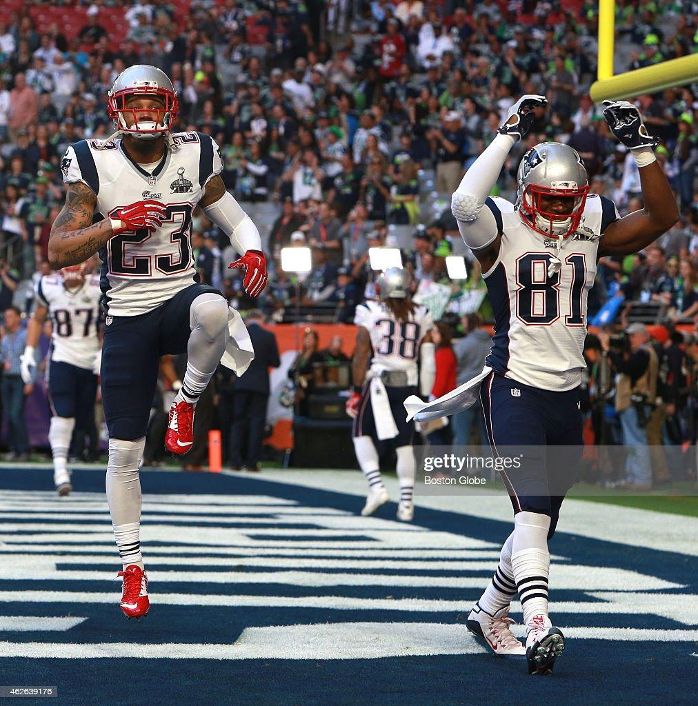 Super Bowl XLIX Pre Game
