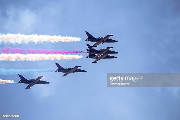 US NAVY Patriots Squadron