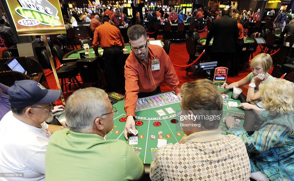 nevada high school casino gaming curriculum