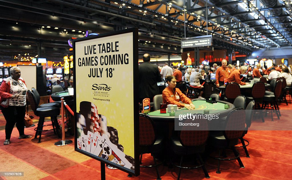 Pa casinos with table games beau riviage casino