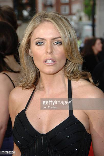 Patsy Kensit at the Grosvenor House in London United Kingdom