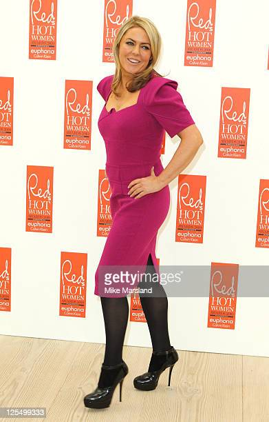 Patsy Kensit attends Red magazine's 'Red Hot Women Awards' at Saatchi Gallery on November 30 2010 in London England