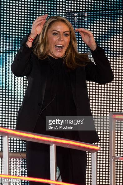 Patsy Kensit - Celebrity Big Brother eviction | 17 ...