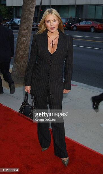 Patsy Kensit during 'Slap HerShe's French' Premiere at Academy Sam Goldwyn Theatre in Beverly Hills California United States