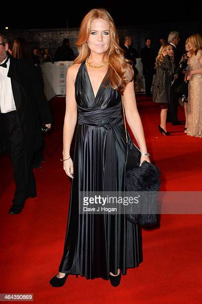 Patsy Palmer attends the National Television Awards 2014 on January 22 2014 in London England
