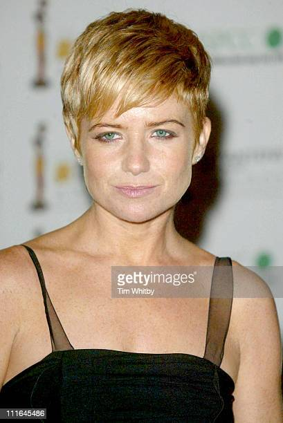 Patsy Palmer during 2003 Pantene ProV Awards Arrivals at The Royal Albert Hall in London Great Britain