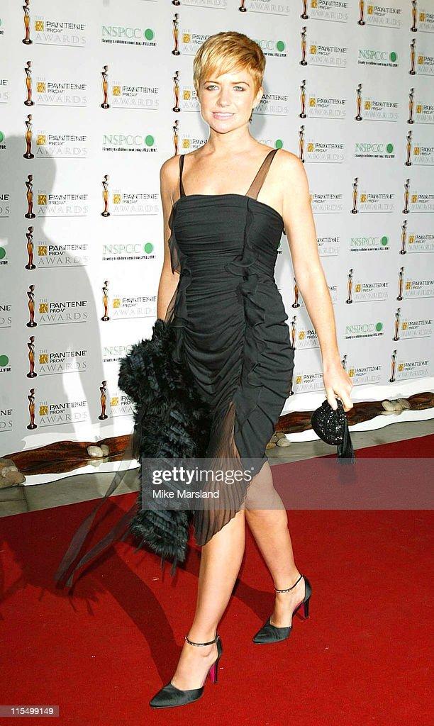 2003 Pantene Pro-V Awards - Arrivals