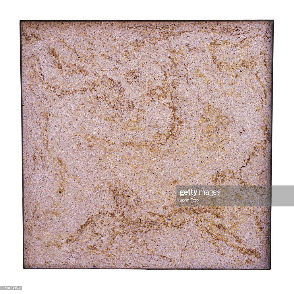 Pattern of tile, close-up : Stock Photo