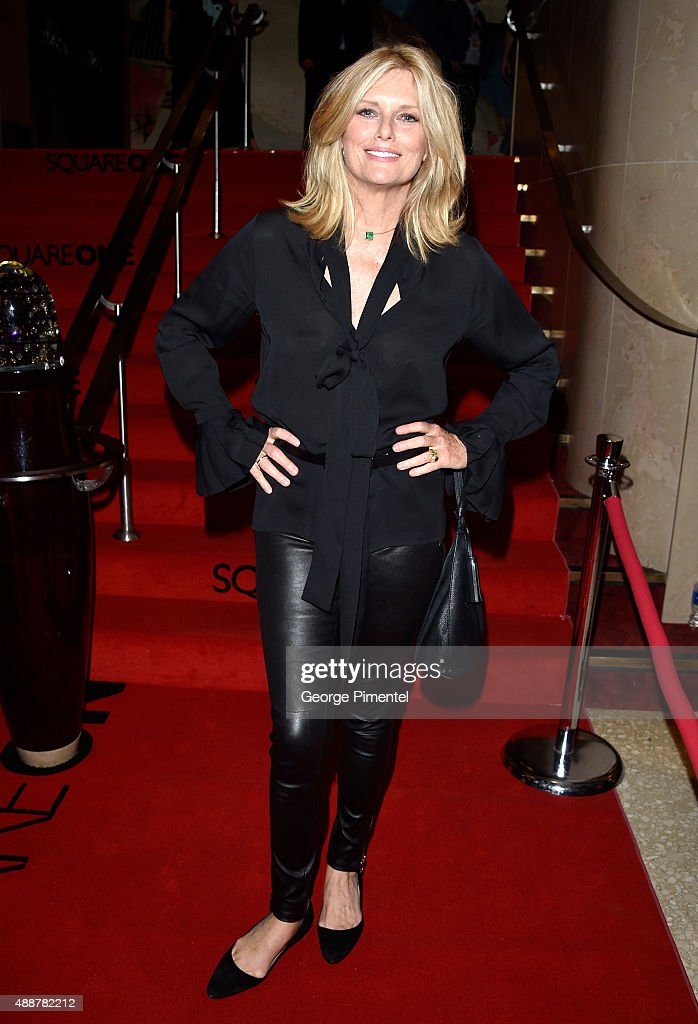 Patti Hansen attends the 'Keith Richards: Under The Influence' premiere during the 2015 Toronto International Film Festival at Princess of Wales Theatre on September 17, 2015 in Toronto, Canada.
