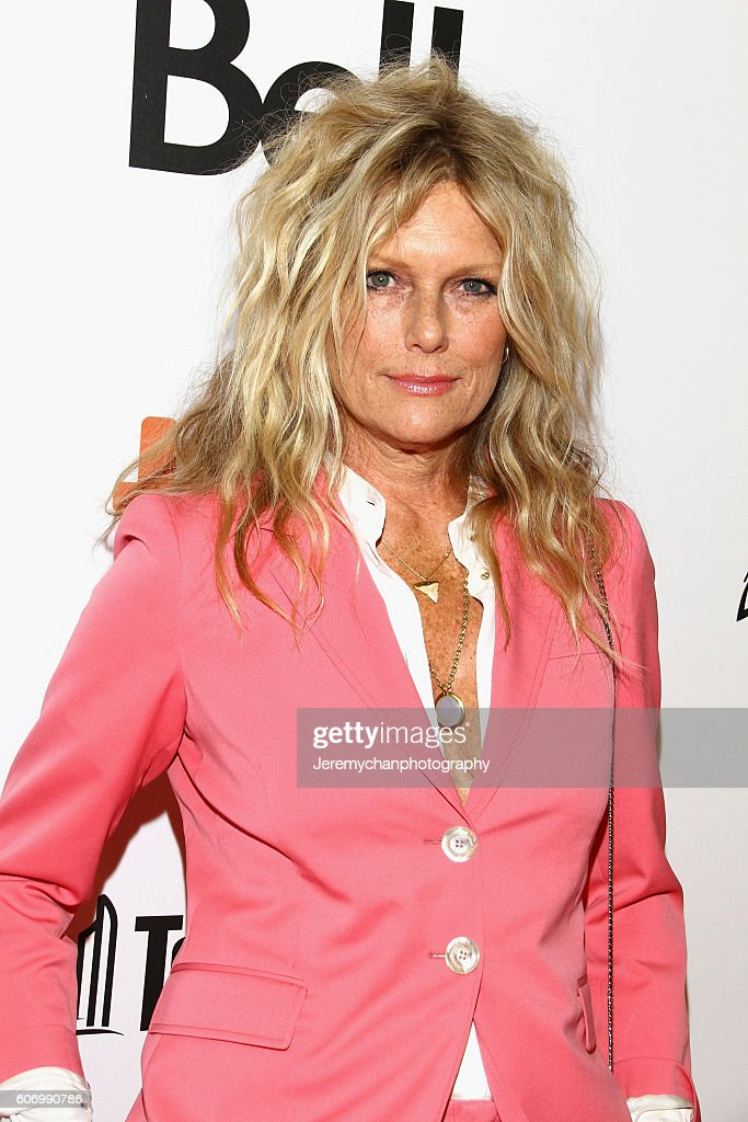 Patti Hansen attends the 'The Rolling Stones Ole Ole Ole!: A Trip Across Latin America' premiere held at Roy Thomson Hall during the Toronto International Film Festival on September 16, 2016 in Toronto, Canada.