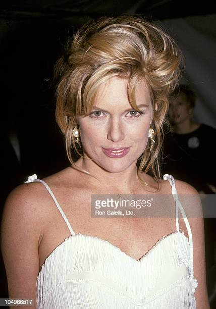Patti Hansen during Vogue Magazine 100th Anniversary at New York Public Library in New York City New York United States