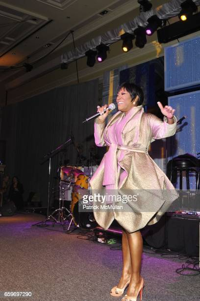 Patti LaBelle attends LARRY HERBERT 80TH Birthday Celebration at The Breakers Palm Beach on March 28 2009 in Palm Beach Florida
