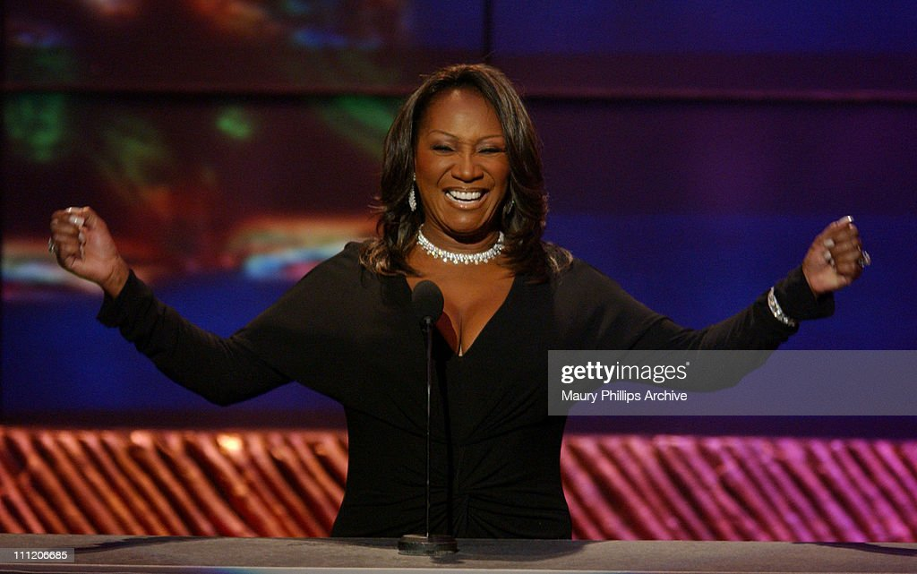 <a gi-track='captionPersonalityLinkClicked' href=/galleries/search?phrase=Patti+LaBelle&family=editorial&specificpeople=203302 ng-click='$event.stopPropagation()'>Patti LaBelle</a> during The 8th Annual Soul Train 'Lady of Soul' Awards - Show at Pasadena Civic Auditorium in Pasadena, California, United States.