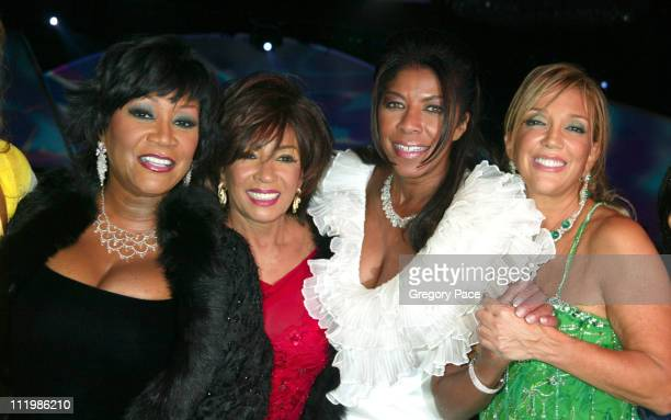 Patti LaBelle Shirley Bassey Natalie Cole and Denise Rich