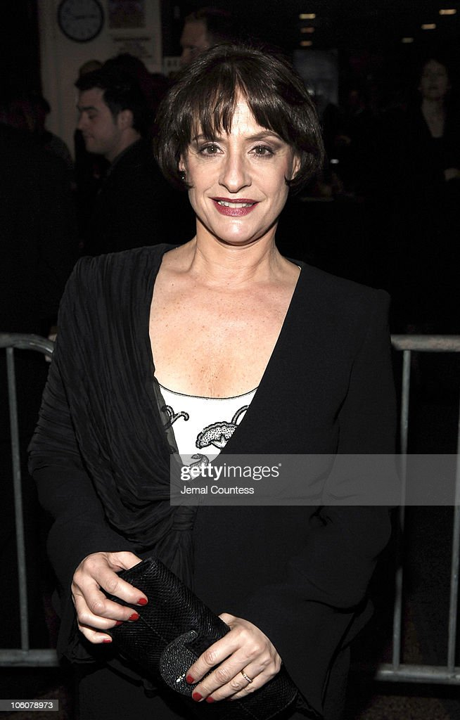 Patti Lupone during 51sth Annual Drama Desk Awards - Arrivals at FH LaGuardia Concert Hall at Lincoln Center in New York City, New York, United States.