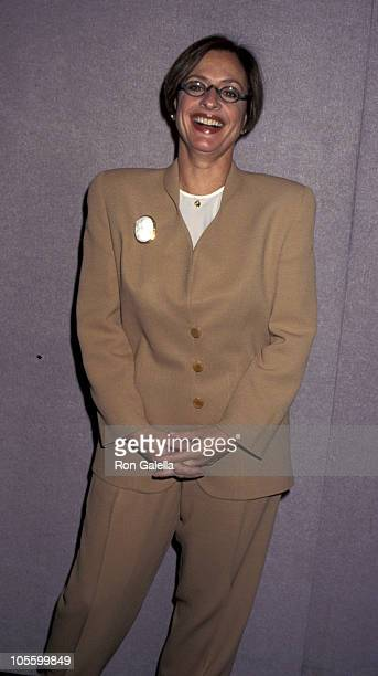 Patti LuPone during New Dramatists Luncheon Tribute to Zoe Caldwell at Marriot Marquis in New York City New York United States