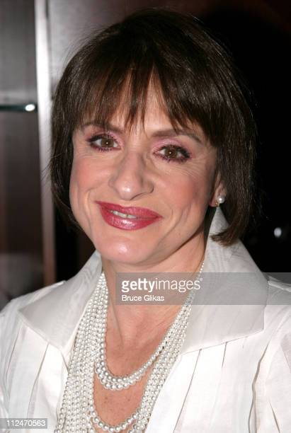 Patti LuPone during Patti Lupone in 'Lady with the Torch' at Feinsteins at The Regency in New York NY United States