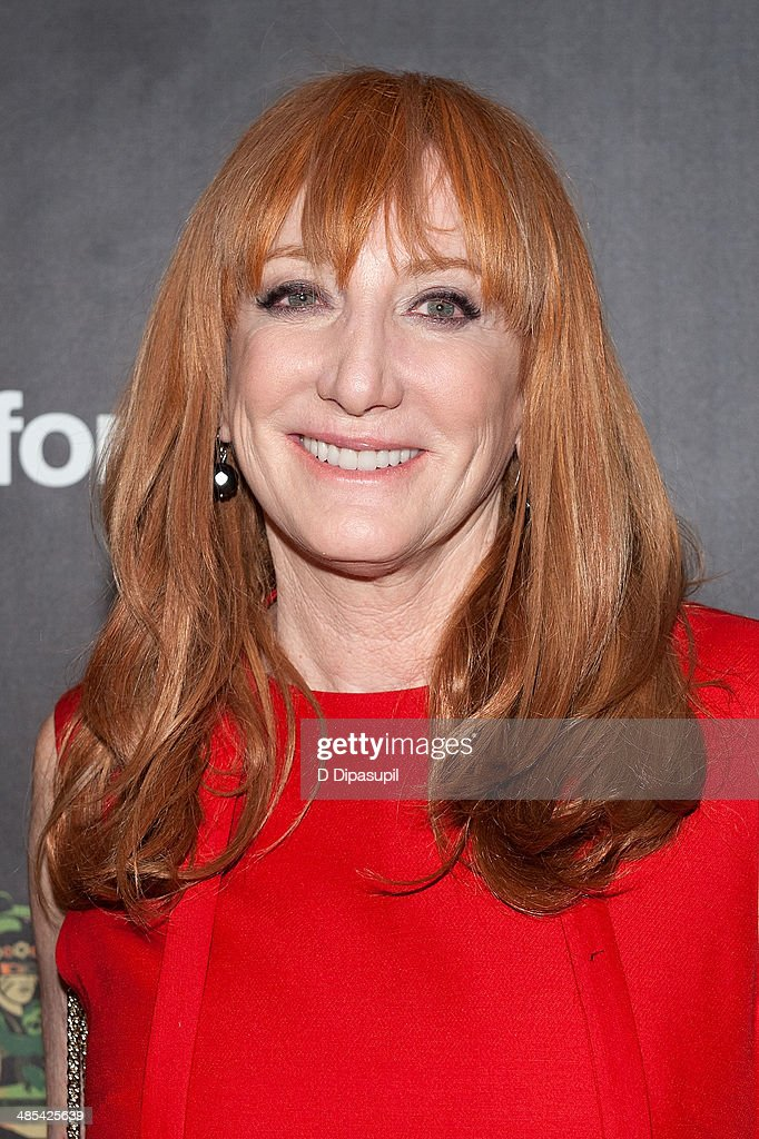 <a gi-track='captionPersonalityLinkClicked' href=/galleries/search?phrase=Patti+Scialfa&family=editorial&specificpeople=228282 ng-click='$event.stopPropagation()'>Patti Scialfa</a> attends the after party for the 25th Anniversary concert for the Rainforest Fund at the Mandarin Oriental Hotel on April 17, 2014 in New York City.