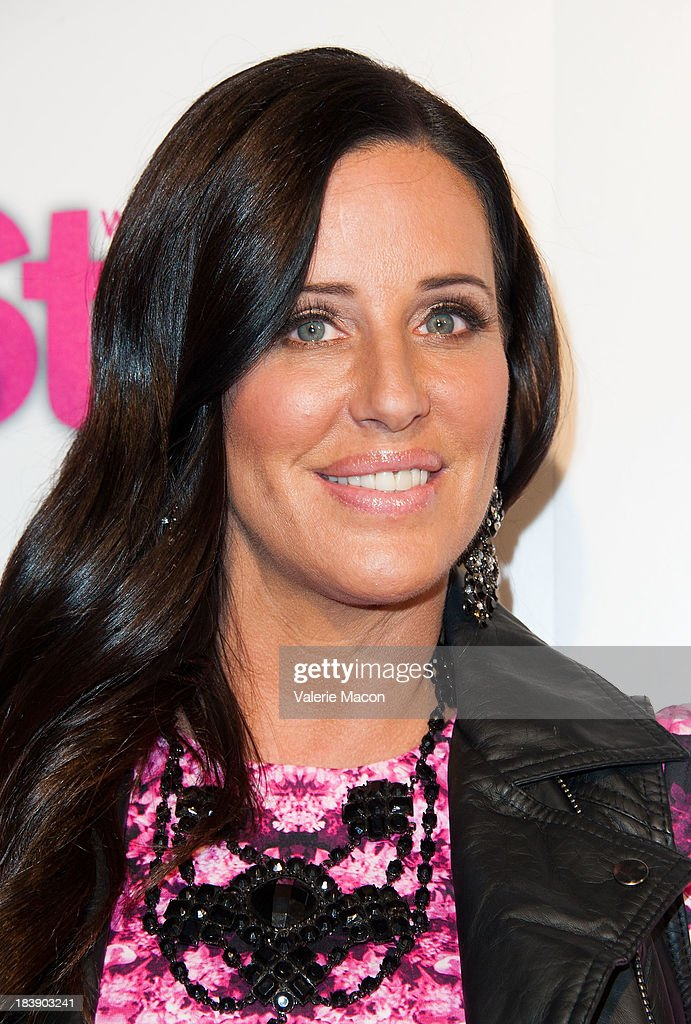<a gi-track='captionPersonalityLinkClicked' href=/galleries/search?phrase=Patti+Stanger&family=editorial&specificpeople=5446458 ng-click='$event.stopPropagation()'>Patti Stanger</a> arrives at Life & Style's Hollywood In Bright Pink Event Hosted By Giuliana Rancic at Bagatelle on October 9, 2013 in Los Angeles, California.