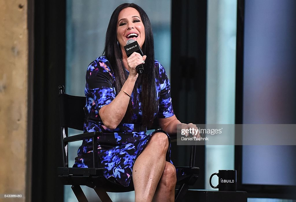 <a gi-track='captionPersonalityLinkClicked' href=/galleries/search?phrase=Patti+Stanger&family=editorial&specificpeople=5446458 ng-click='$event.stopPropagation()'>Patti Stanger</a> attends AOL Build to discuss her show 'Million Dollar Matchmaker' at AOL Studios on June 27, 2016 in New York City.