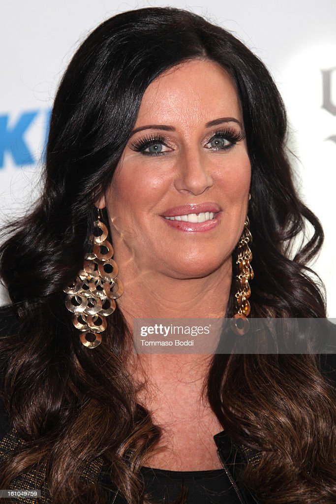 Patti Stanger attends the 102.7 KIIS FM and Star 98.7 host 5th annual celebrity and artist lounge celebrating the 55th annual GRAMMYS at ESPN Zone At L.A. Live on February 8, 2013 in Los Angeles, California.