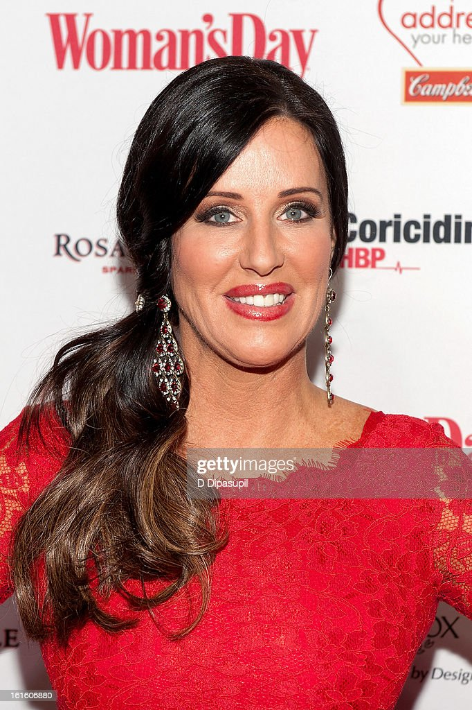 Patti Stanger attends the 10th Annual Red Dress Awards at Jazz at Lincoln Center on February 12, 2013 in New York City.
