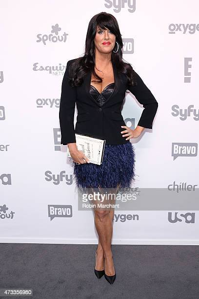 Patti Stanger attends the 2015 NBCUniversal Cable Entertainment Upfront at The Jacob K Javits Convention Center on May 14 2015 in New York City