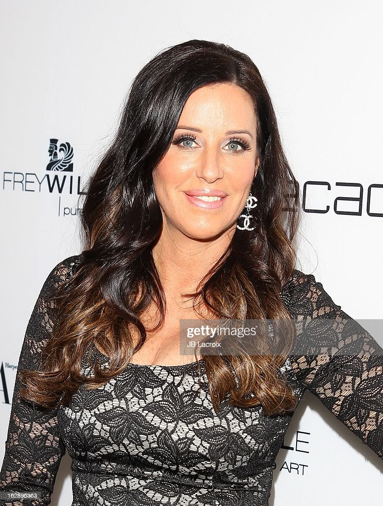 Patti Stanger attends the Dukes Of Melrose launch hosted by Decades and Harper's BAZAAR at The Terrace at Sunset Tower on February 28, 2013 in West Hollywood, California.