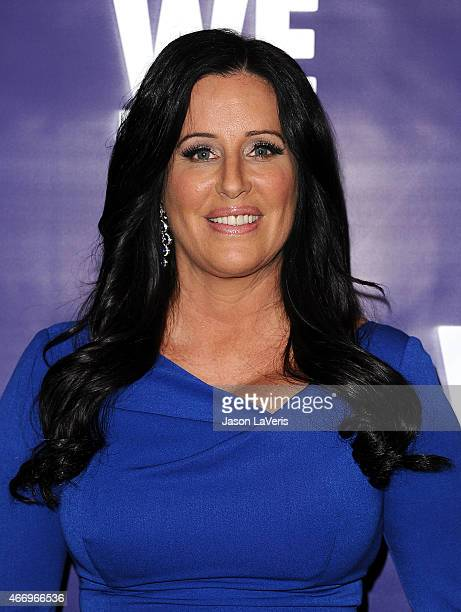 Patti Stanger attends 'The Evolution Of The Relationship Reality Show' at The Paley Center for Media on March 19 2015 in Beverly Hills California
