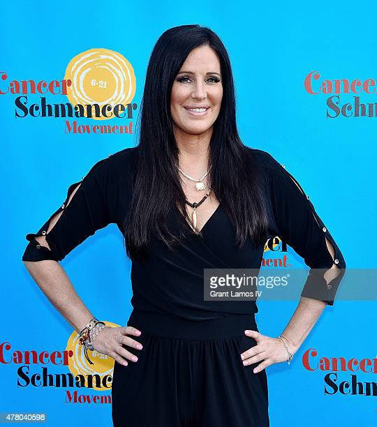 Patti Stanger attends the Fran Drescher And Friends 2015 NYC Gay Pride Kick Off And Father's Day Celebration at Pier 40 on June 21 2015 in New York...