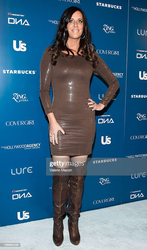 Patti Stanger attends the US Weekly Music Party at AV Nightclub on November 18, 2012 in Hollywood, California.