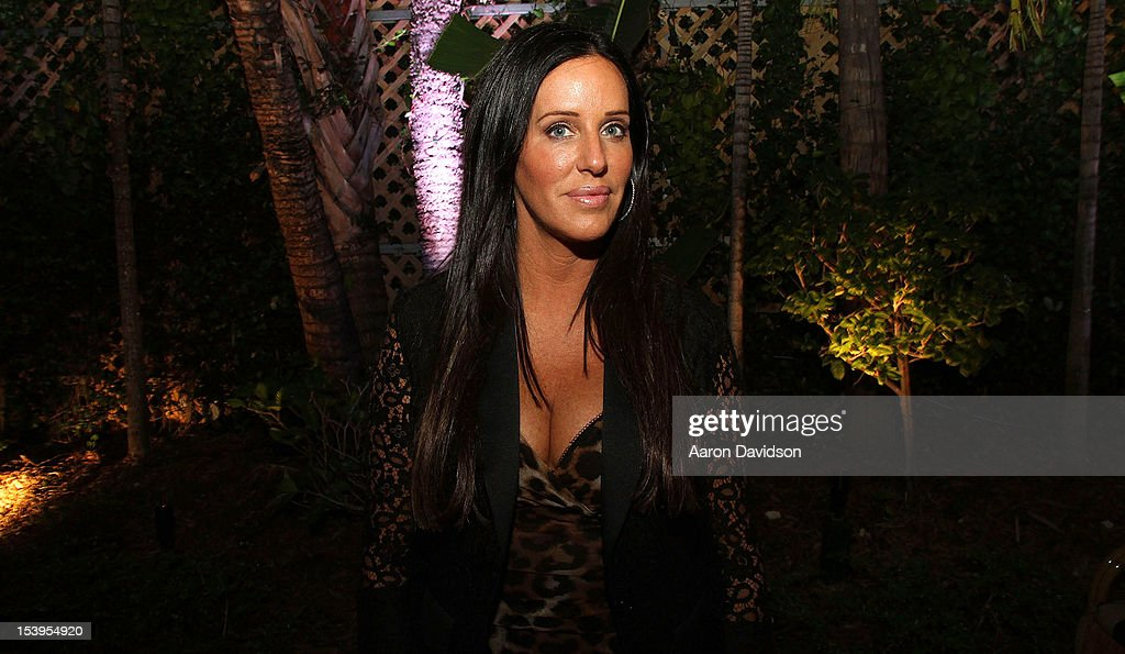 <a gi-track='captionPersonalityLinkClicked' href=/galleries/search?phrase=Patti+Stanger&family=editorial&specificpeople=5446458 ng-click='$event.stopPropagation()'>Patti Stanger</a> has dinner at Villa Azur on October 11, 2012 in Miami Beach, Florida.