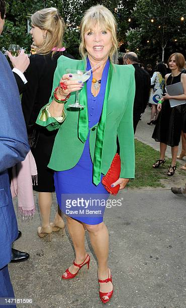 Pattie Boyd attends The Serpentine Gallery Summer Party sponsored by Leon Max at The Serpentine Gallery on June 26 2012 in London England