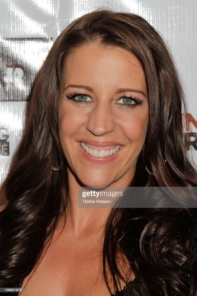 Pattie Mallette attends the Shekinah Tribe charity film fundraiser at Writers Guild Theater on November 17, 2012 in Beverly Hills, California.