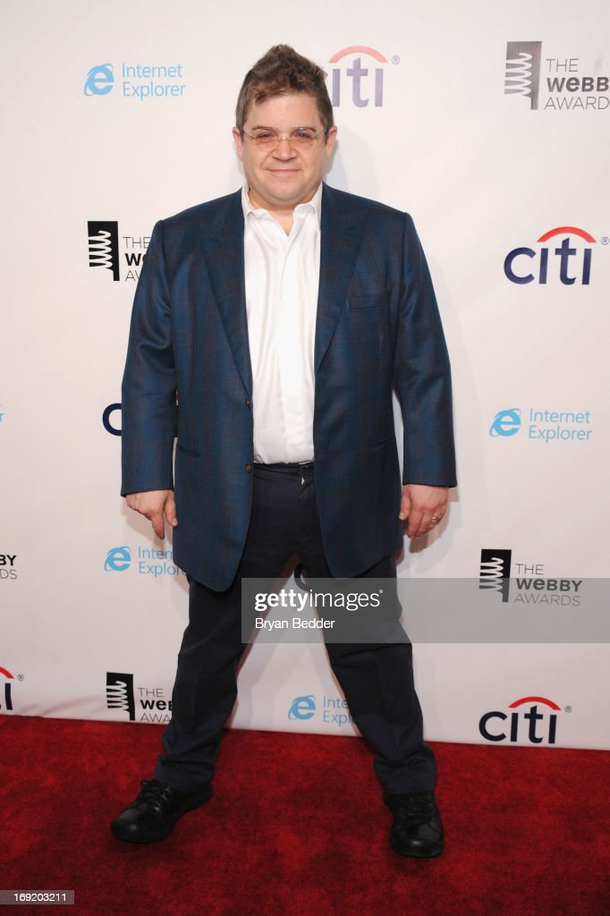 <a gi-track='captionPersonalityLinkClicked' href=/galleries/search?phrase=Patton+Oswalt&family=editorial&specificpeople=637232 ng-click='$event.stopPropagation()'>Patton Oswalt</a> attends the 17th Annual Webby Awards at Cipriani Wall Street on May 21, 2013 in New York City.