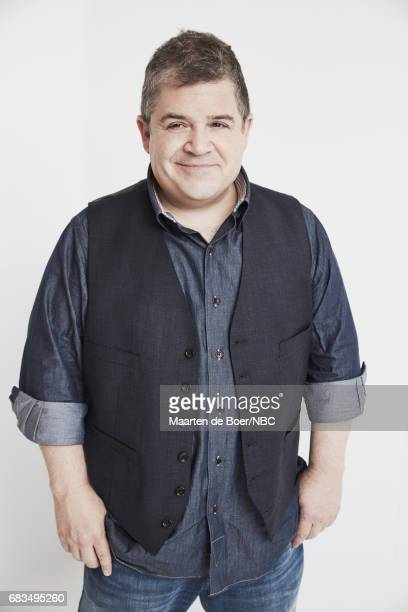 Patton Oswalt of 'AP Bio' poses for a photo during NBCUniversal Upfront Events Season 2017 Portraits Session at Ritz Carlton Hotel on May 15 2017 in...