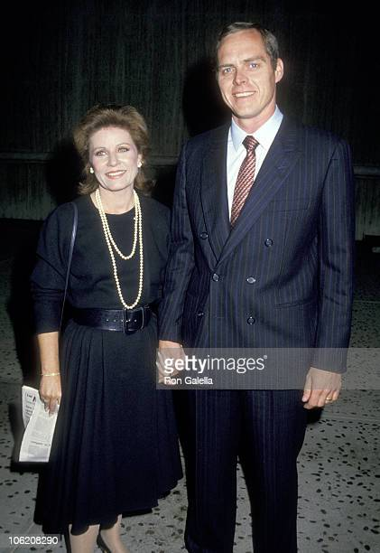 Patty Duke and Michael Pearce during NOW Campaign to Kickoff 'Women in Office' Gala at Scottish Auditorium in Los Angeles California United States