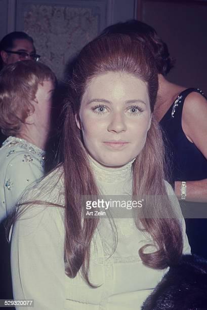 Patty Duke closeup circa 1970 New York