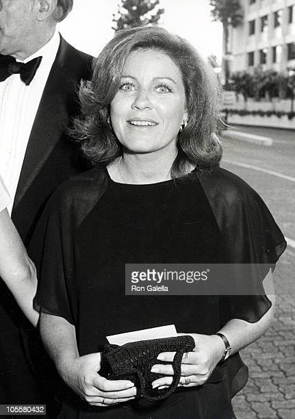 Patty Duke during 1983 Cameramen and Technical Awards at Beverly Hilton Hotel in Beverly Hills California United States