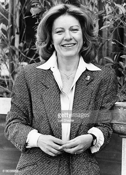 Patty Duke is photographed for Los Angeles Times on November 12 1985 in Los Angeles California PUBLISHED IMAGE CREDIT MUST READ Lori Shepler/Los...