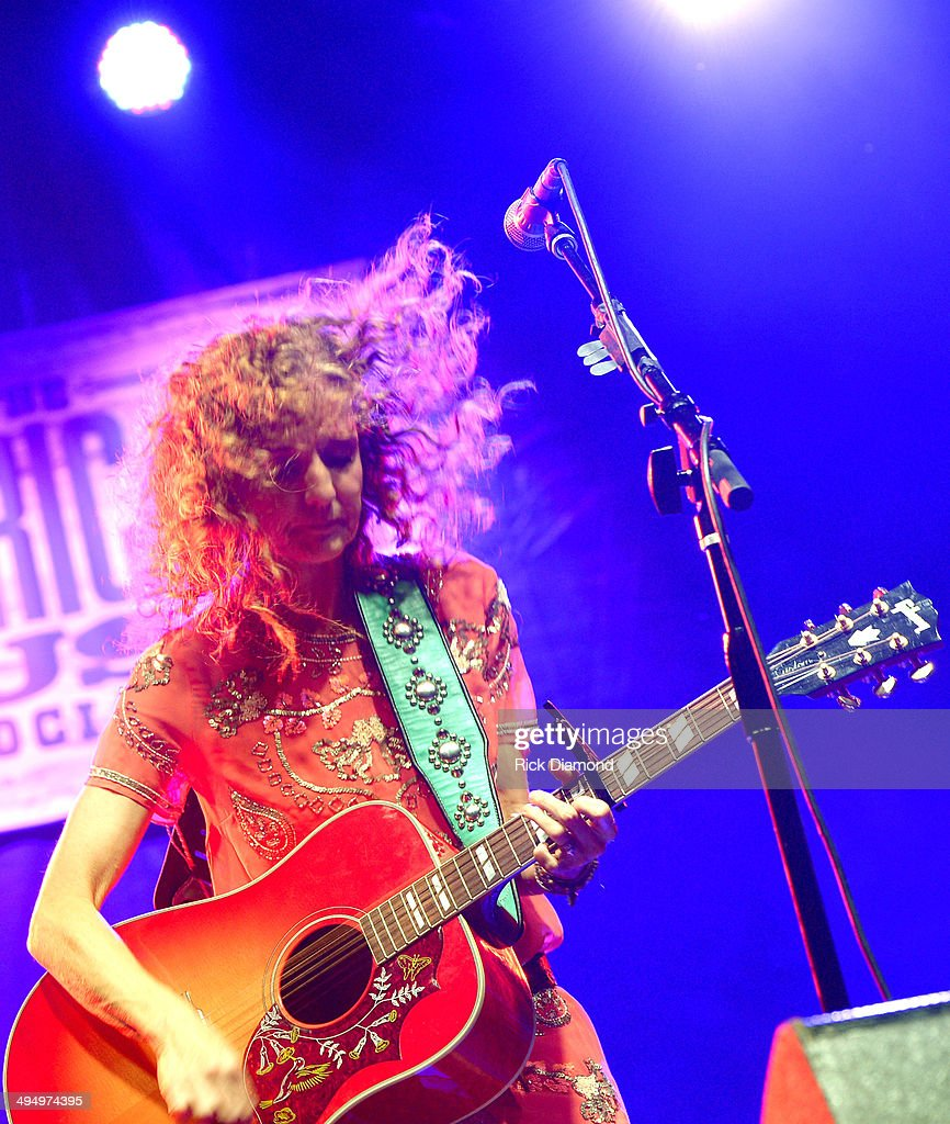 <a gi-track='captionPersonalityLinkClicked' href=/galleries/search?phrase=Patty+Griffin&family=editorial&specificpeople=651677 ng-click='$event.stopPropagation()'>Patty Griffin</a> performs during Americana's Cross County Lines at The Park at Harlinsdale Farm on May 31, 2014 in Franklin, Tennessee.