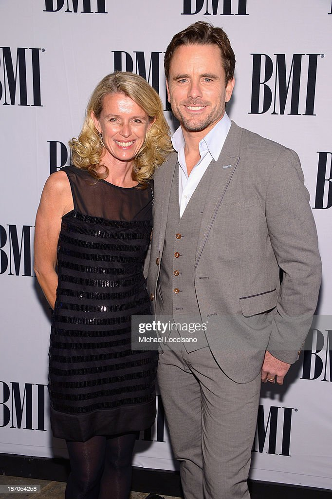 Patty Hanson and Charles Esten attend the 61st annual BMI Country awards on November 5, 2013 in Nashville, Tennessee.