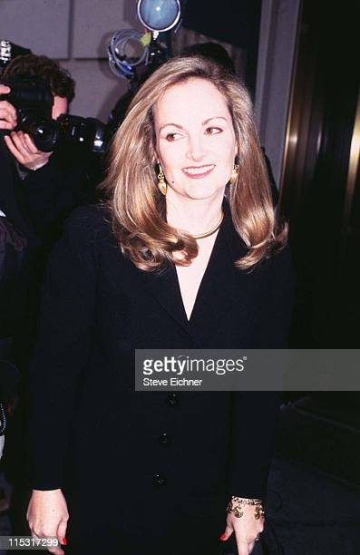 Patty Hearst during Patty Hearst at Sony Building 1995 at Sony Building in New York City New York United States