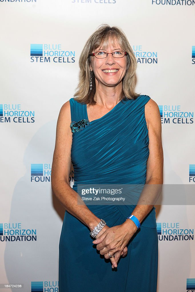 Patty Hillkirk attends the 2nd Annual Blue Horizon Foundation gala at Guastavino's on October 15, 2013 in New York City.
