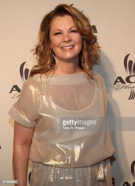 Patty Loveless arrives at the 2nd Annual ACM Honors at the Schermerhorn Symphony Center on September 22 2009 in Nashville Tennessee
