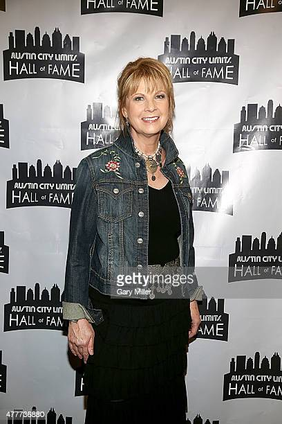 Patty Loveless attends the 2015 Austin City Limits Hall of Fame Induction and Concert at ACL Live on June 18 2015 in Austin Texas