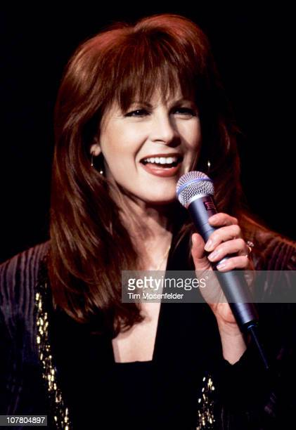 Patty Loveless performs at Shoreline Amphitheatre on September 18 1993 in Mountain View California